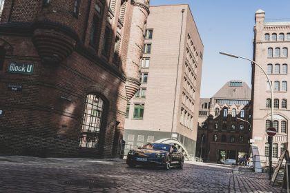 2020 Porsche Taycan turbo S 515