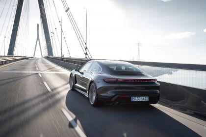 2020 Porsche Taycan turbo S 536