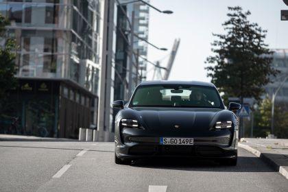2020 Porsche Taycan turbo S 544
