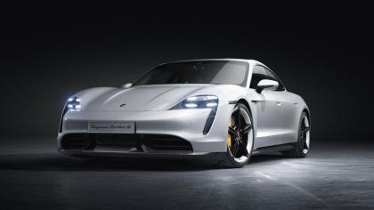 2020 Porsche Taycan turbo S 2
