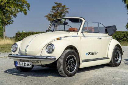 2019 Volkswagen e-Beetle concept 26