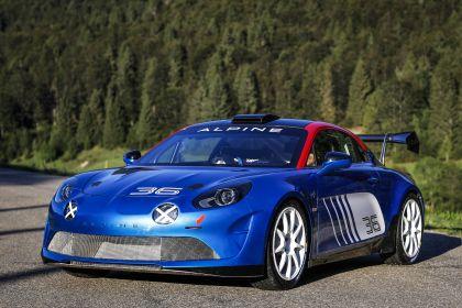 2020 Alpine A110 Rally 1