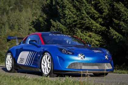 2020 Alpine A110 Rally 2