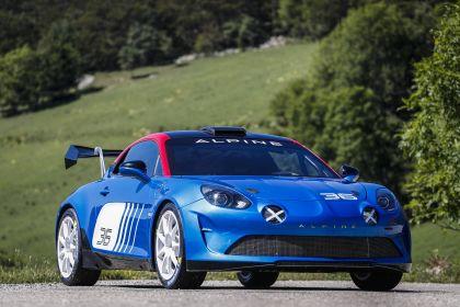 2020 Alpine A110 Rally 4