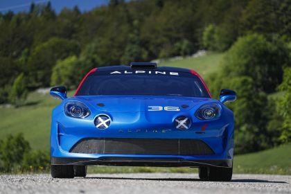 2020 Alpine A110 Rally 7