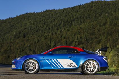 2020 Alpine A110 Rally 8