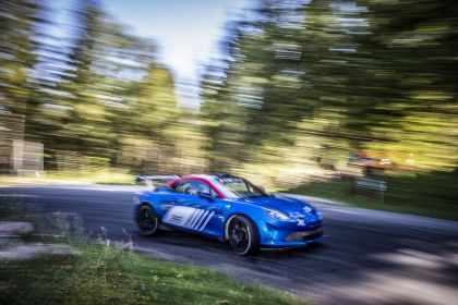 2020 Alpine A110 Rally 11