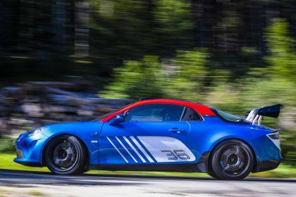 2020 Alpine A110 Rally 12