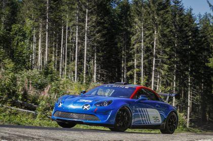 2020 Alpine A110 Rally 13