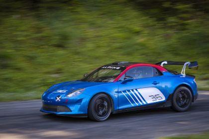 2020 Alpine A110 Rally 14