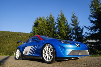 2020 Alpine A110 Rally 17