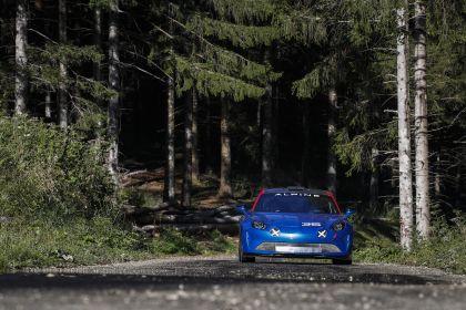 2020 Alpine A110 Rally 20
