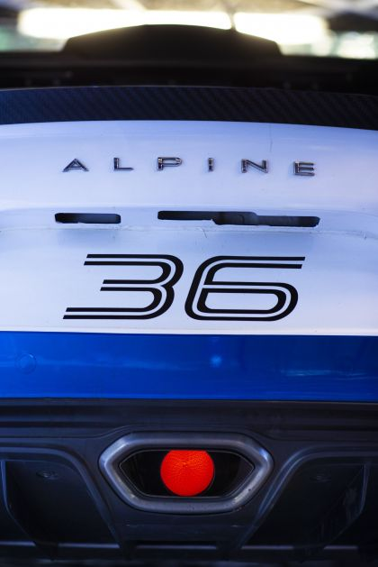 2020 Alpine A110 Rally 21