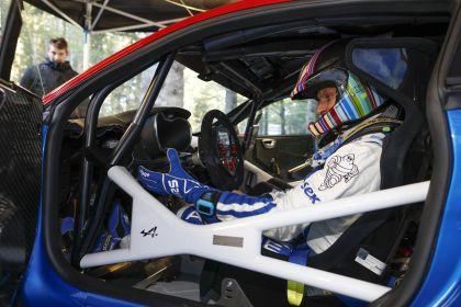 2020 Alpine A110 Rally 22
