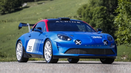 2020 Alpine A110 Rally 5