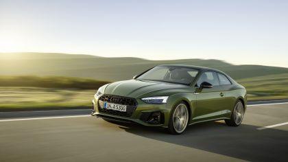 2020 Audi A5 coupé 1