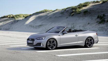 2020 Audi A5 cabriolet 1