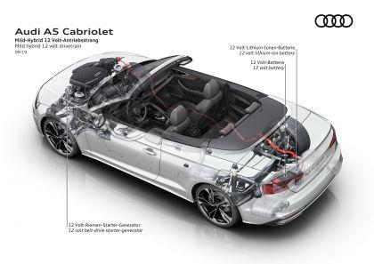 2020 Audi A5 cabriolet 26