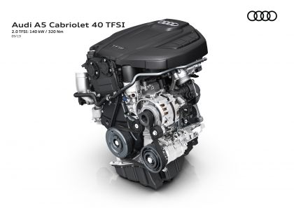 2020 Audi A5 cabriolet 30