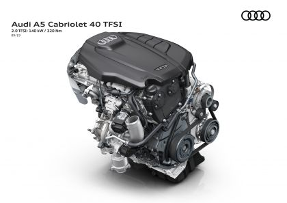 2020 Audi A5 cabriolet 31