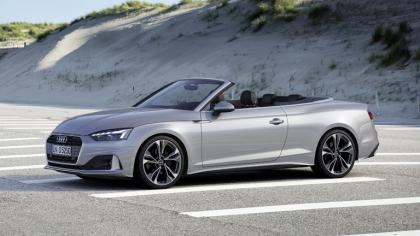 2020 Audi A5 cabriolet 2