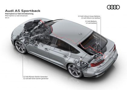 2020 Audi A5 sportback 24