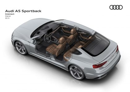 2020 Audi A5 sportback 25