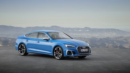 2020 Audi S5 sportback TDI 17