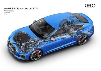 2020 Audi S5 sportback TDI 26