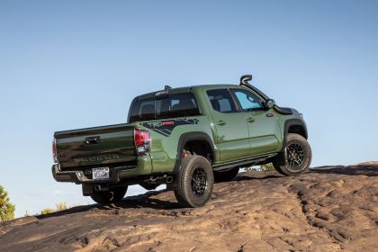 2020 Toyota Tacoma TRD Pro 2