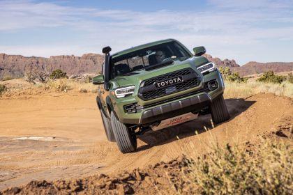 2020 Toyota Tacoma TRD Pro 4
