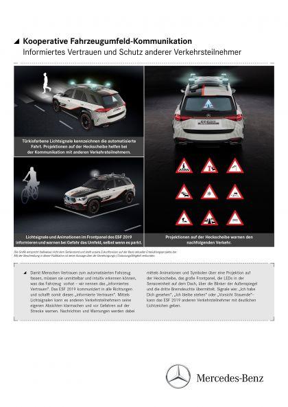 2019 Mercedes-Benz Experimental Safety Vehicle 43