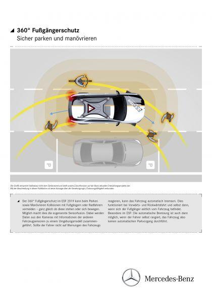 2019 Mercedes-Benz Experimental Safety Vehicle 45