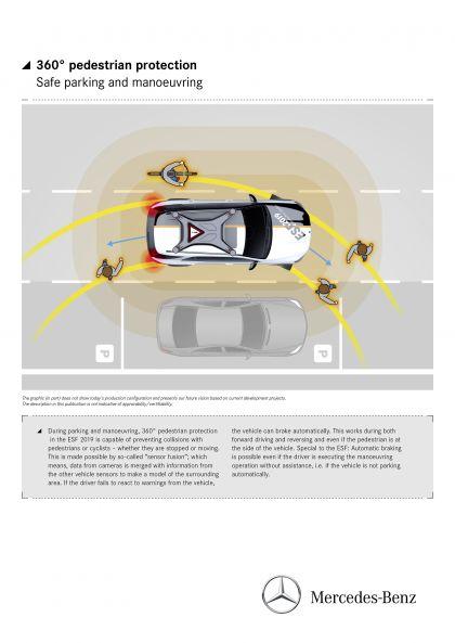 2019 Mercedes-Benz Experimental Safety Vehicle 46