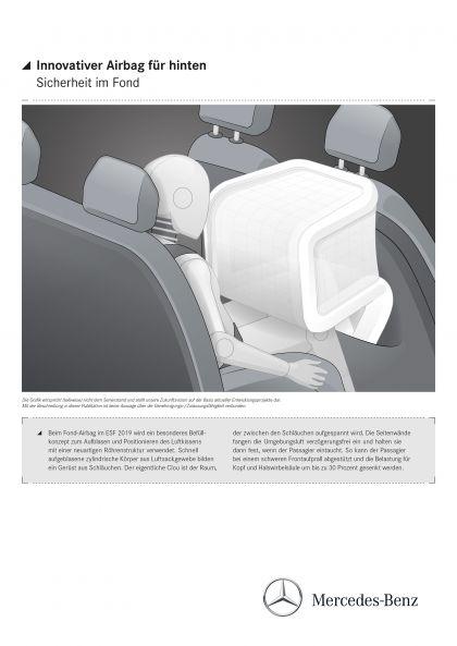 2019 Mercedes-Benz Experimental Safety Vehicle 47