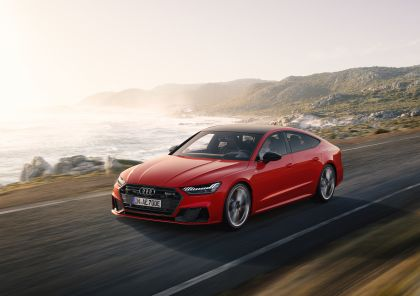 2020 Audi A7 sportback 55 TFSI e quattro 10