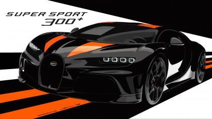 2021 Bugatti Chiron Super Sport 300+ 32