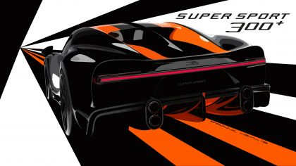 2021 Bugatti Chiron Super Sport 300+ 33