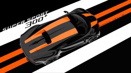 2021 Bugatti Chiron Super Sport 300+ 35