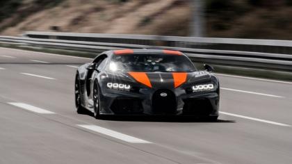 2021 Bugatti Chiron Super Sport 300+ 4