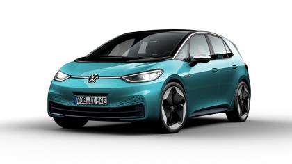 2020 Volkswagen ID.3 1st edition 2