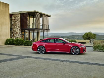 2020 Audi RS7 Sportback 8