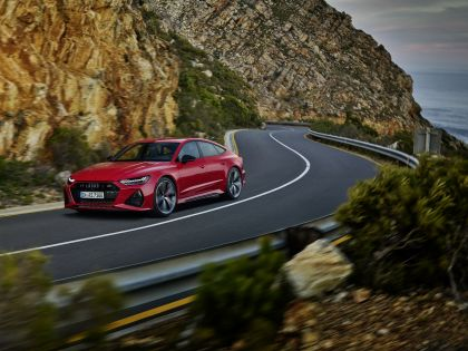 2020 Audi RS7 Sportback 36