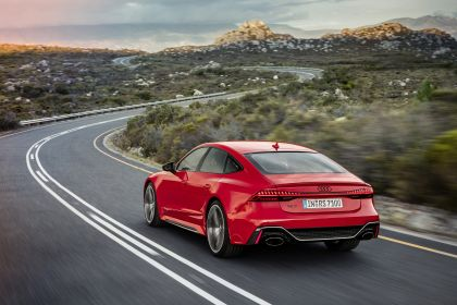 2020 Audi RS7 Sportback 41