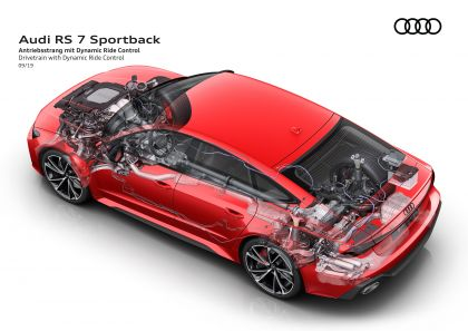 2020 Audi RS7 Sportback 58