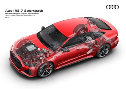 2020 Audi RS7 Sportback 59