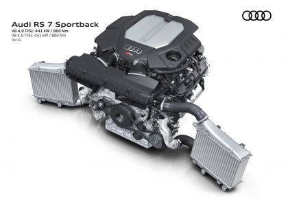 2020 Audi RS7 Sportback 63
