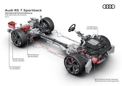 2020 Audi RS7 Sportback 70