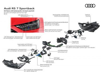 2020 Audi RS7 Sportback 72