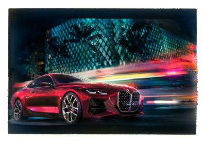 2019 BMW Concept 4 11